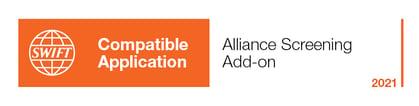 SWIFT Compatible Application Alliance_Screening_Add-on 2021_web
