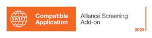 SWF - SWIFT Compatible Application Alliance Screening Add-on 2020_web